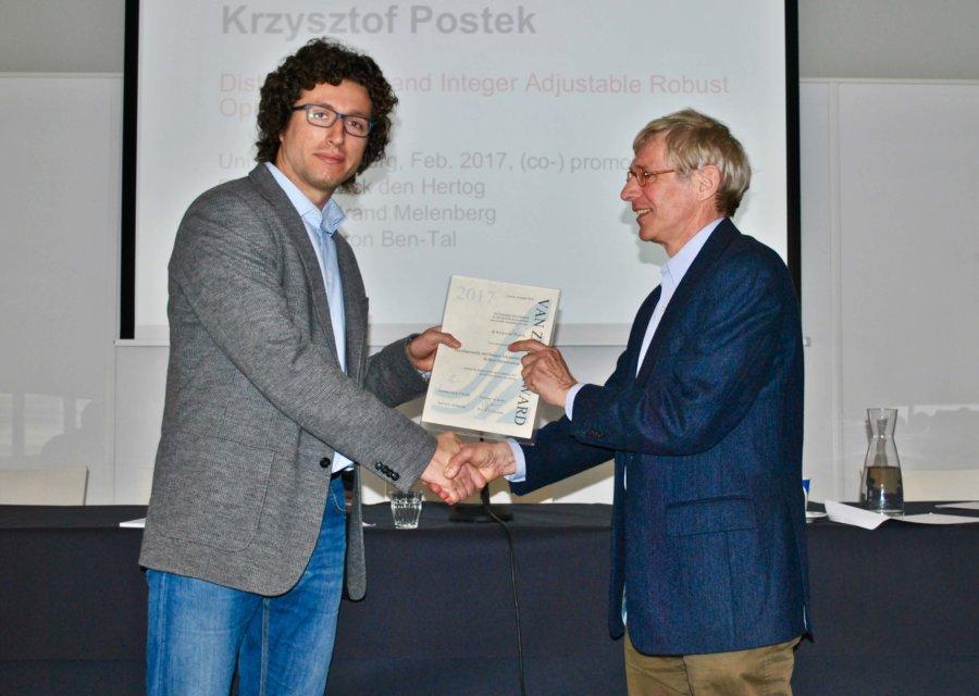 Krzysztof Postek