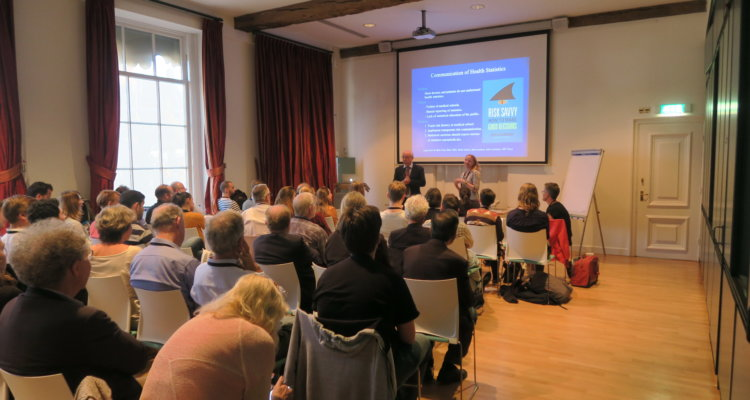 Symposium over Statistiek Communicatie